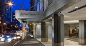 Park Central, San Francisco luxury hotel near Union Square