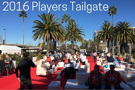 2016 Players Tailgate