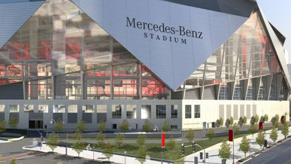 Super bowl 53 in atlanta super bowl tickets travel for Mercedes benz stadium atlanta hotels